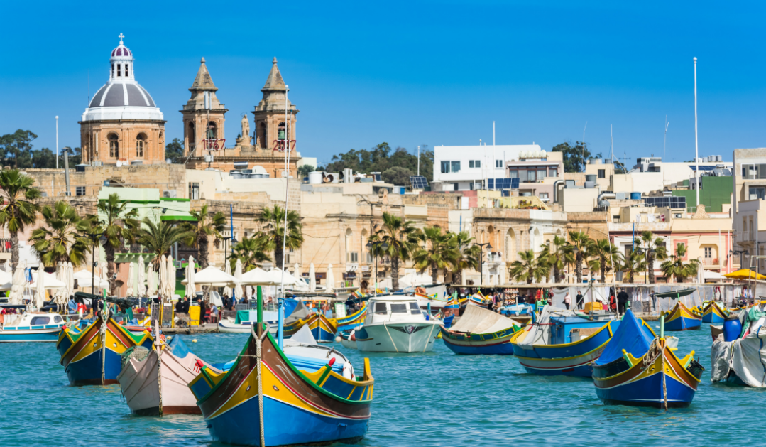 Magnified Monday #17: Malta