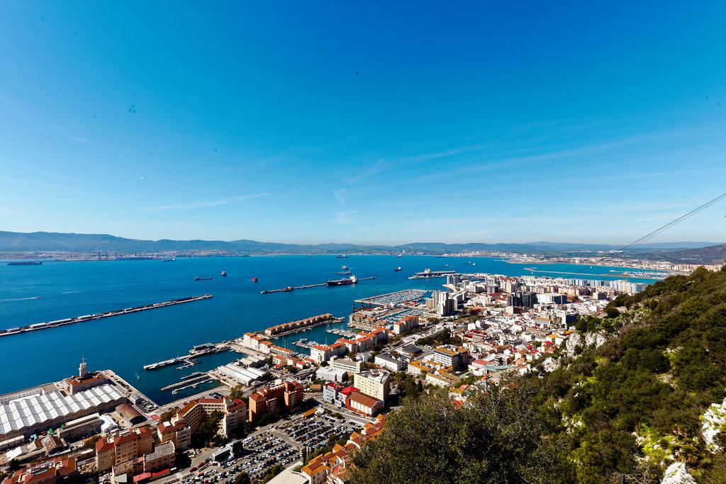 Magnified Monday #19: Gibraltar